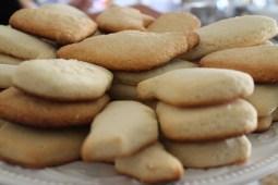 Halloween shaped scones