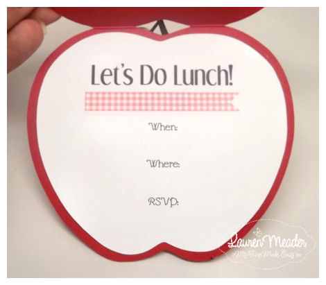 Lunch Invitation Card Design – Lunch Invitation Templates