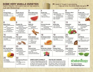 vanilla-shakeology-calendar