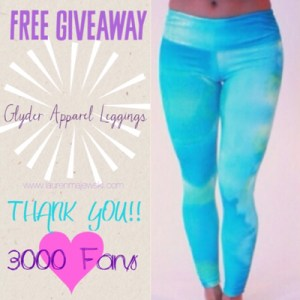 leggings giveaway