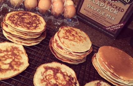Protein Pancakes !