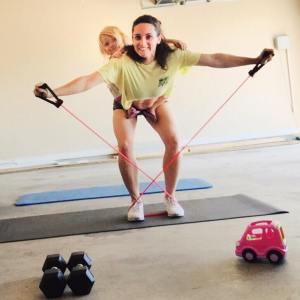 Mommy Daughter Workout