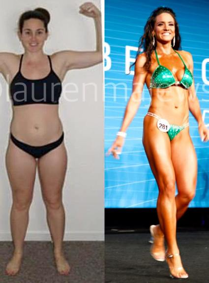 From Childbirth to the Stage, Weightloss Transformation