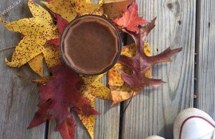 Chocolate Peanut Butter Superfood Shake!