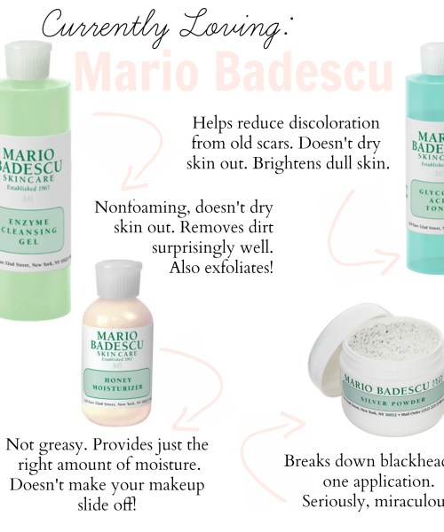 Currently Loving: Mario Badescu