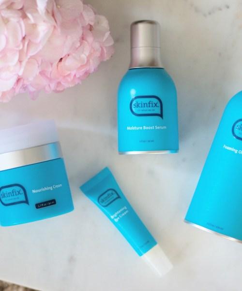 Beauty // Spring Skin Care Regimen