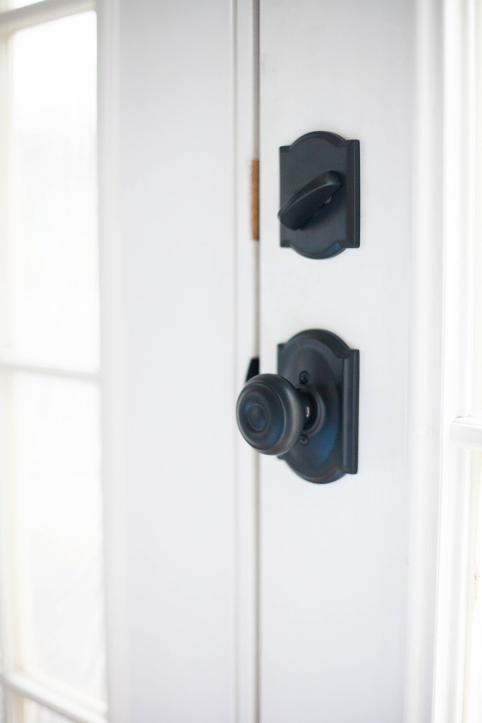 How to make a low cost and large impact by updating current door hardware with new Schlage keyless entry options.