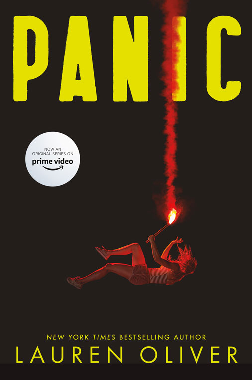 Image result for panic book cover