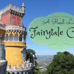 Pena Palace- A Real Life Fairytale Castle