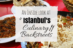 An Inside Look at Istanbul's Culinary Backstreets