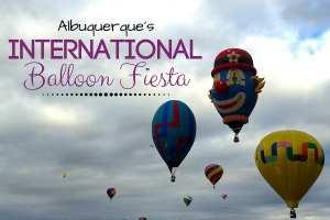 Inside Albuquerque's International Balloon Festival