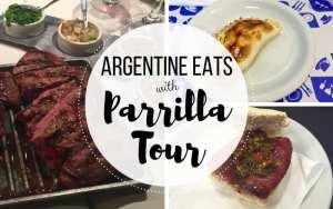 Argentine Eats with Parrilla Food Tour