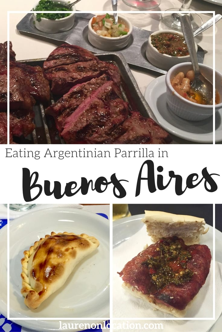 Learn about the #Argentine culture of cuisine, asados, parrillas and more in #BuenosAires!