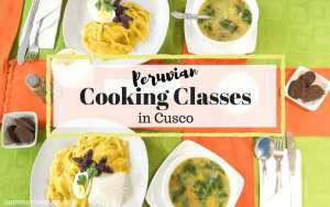 Peruvian Cooking Classes