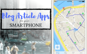 GPSMyCity: Blog Article Apps for your Smartphone