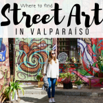 Where to find Street Art in Valparaíso