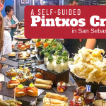 A Self-Guided Pintxos Tour in San Sebastián Spain