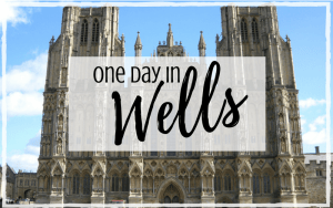 One Day in Wells, England