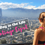 A Day in the Life of an American Expat in Santiago