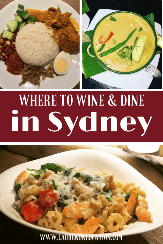 Where to Wine & Dine