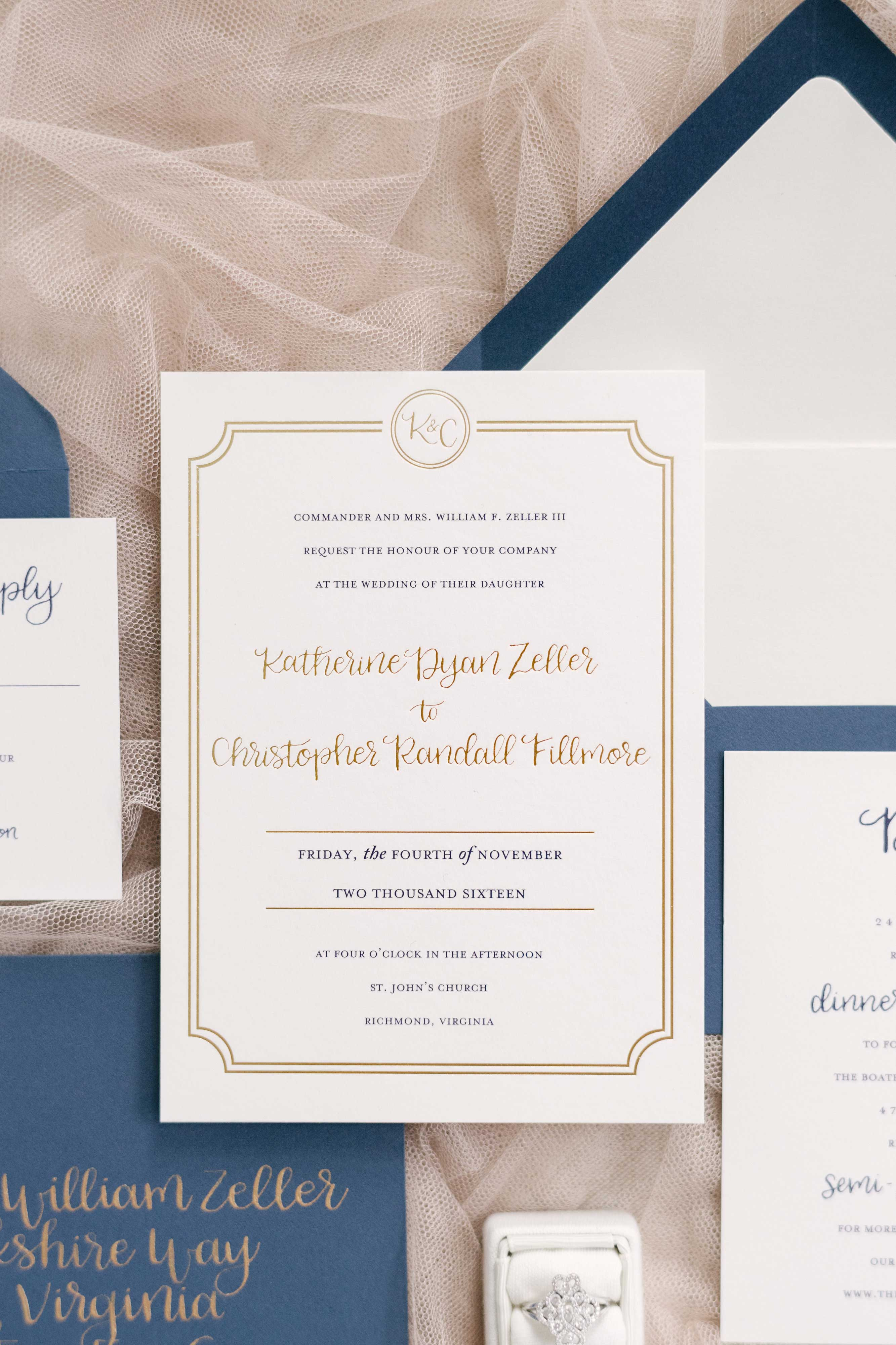 gold-foil-navy-blush-classic-southern-wedding-invitations-12 ...