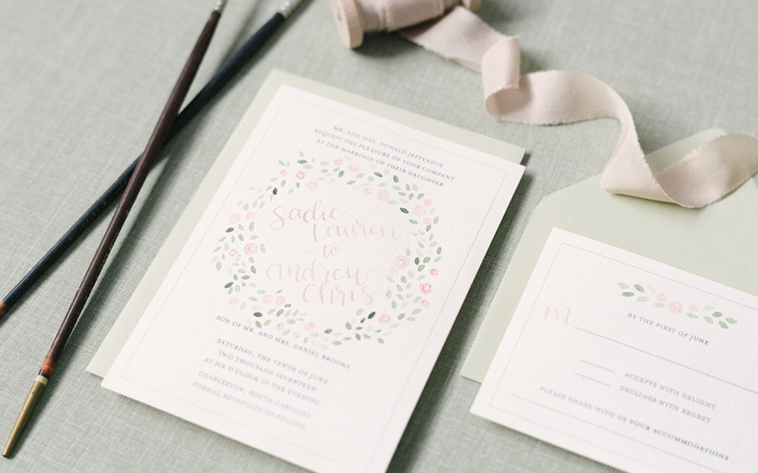 RSVP Etiquette – and what does the M mean on an RSVP card?