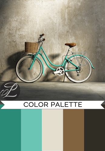 Bicycle Color Palette