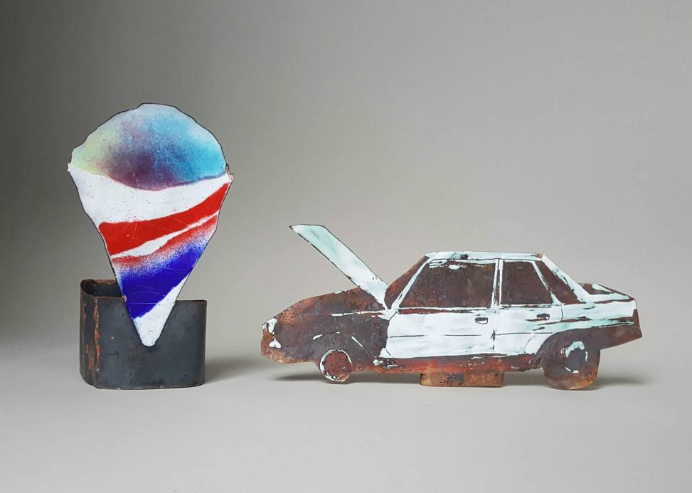 Sno-Kone and '86 Camry