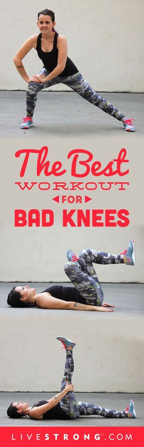 MUST WORKOUT: I have arthritis in my knees (yes, I'm 90) so I am always on the lookout for workouts that take it easy on my joints. You can get this workout here.