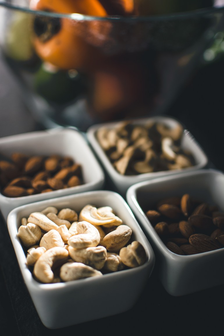 Cutting Carbs- 11 Low Carb Snacks to Keep at Your Desk