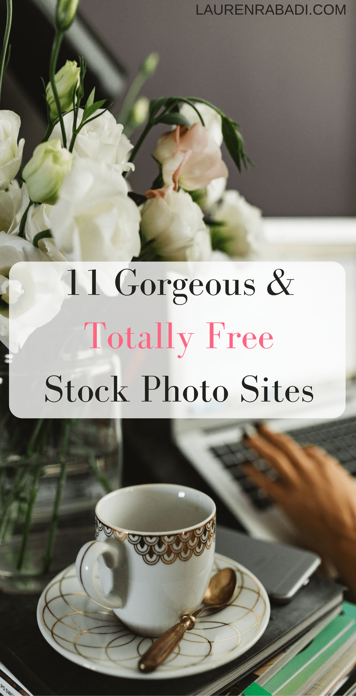 11 Gorgeous & Totally Free Stock Photo Sites.png