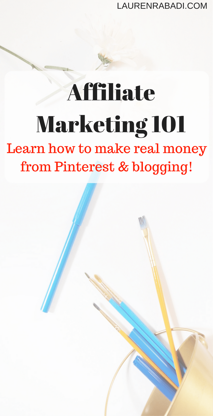 Learn how to make real money from Pinterest & blogging!