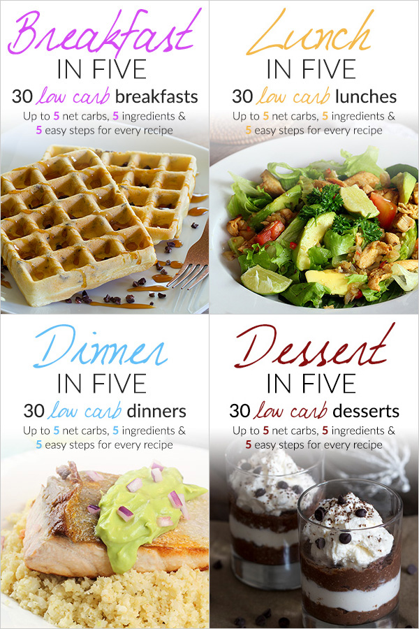 My Favorite #keto recipe books I used to lose 25lbs!