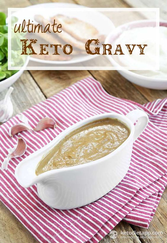 Can't have potatoes without gravy! This recipe is fantastic - super flavorful without having to add any of those weird thickening chemicals. So tasty I bet you'll make this year round!