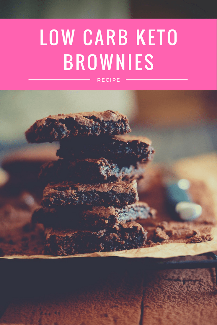 Low Carb Keto Brownies