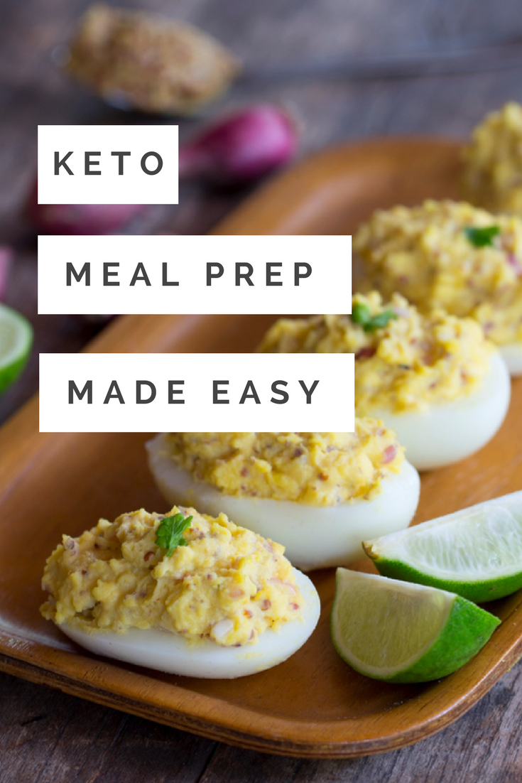 Meal Prep Made Easy: Weekly Low Carb Keto Meal Plans!