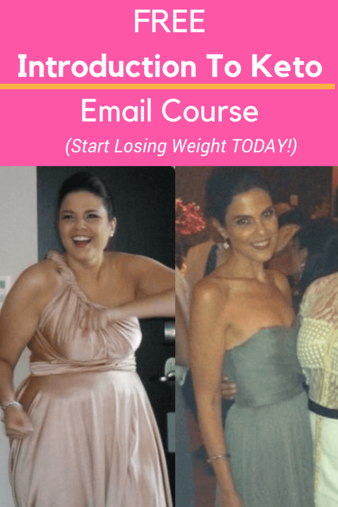 Lose those pounds by becoming a fat burning machine on the keto diet! Sign up for my FREE course and learn everything you need to know to get started on your keto journey today!
