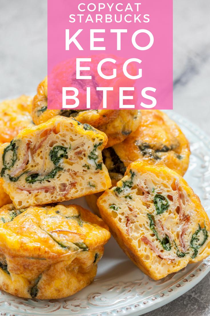 Keto Egg Bites