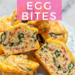 Copycat Oven-Baked Starbucks Keto Egg Bites