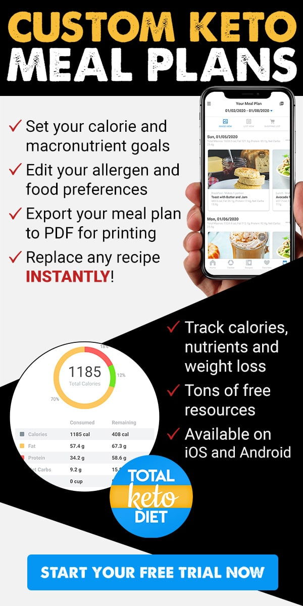 NEW Keto Diet App