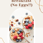 The BEST Keto Breakfast (No Eggs!!)