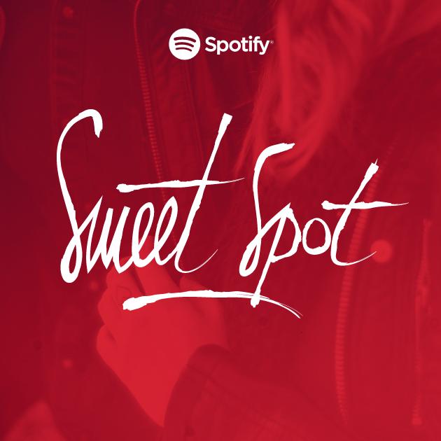 Spotify Sweet Spot logo