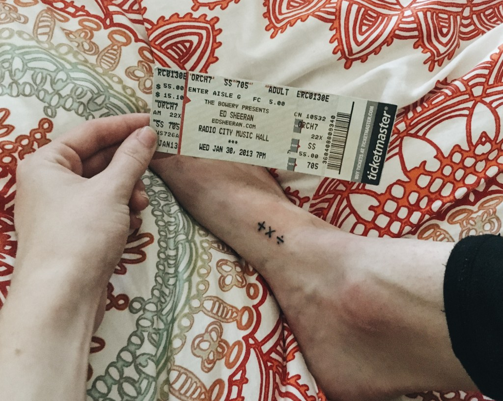 5 Things You Need to Know Before Getting a Tattoo
