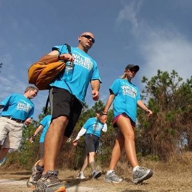 Vero Beach Walk: In Honor of Scott Terry