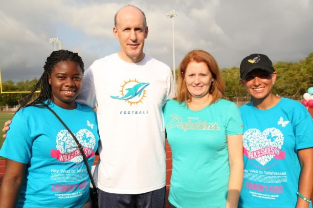 Miami-Dade County Featured Walker: Castanda