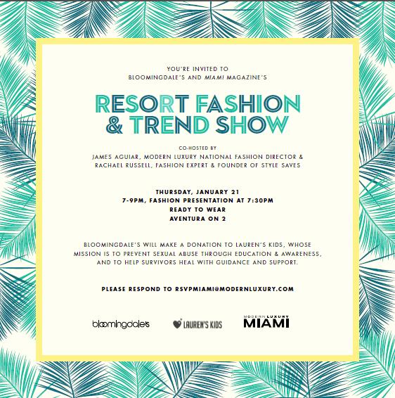 Resort Fashion & Trend Show