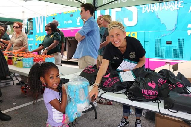 Lauren's Kids Launches Disaster Action Plan