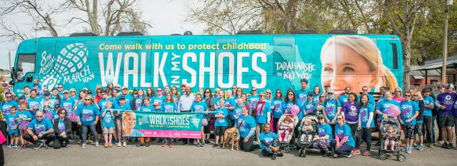Hitting the Road: Lauren's Kids 2018 Walk in My Shoes