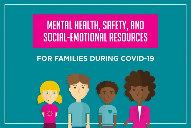 RESOURCE: Download tip sheets for families from Lauren's Kids counseling professionals