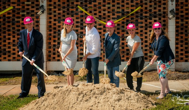 Lauren's Kids, AshBritt Break Ground Renovating Children's Advocacy Center Ravaged by Hurricane Michael
